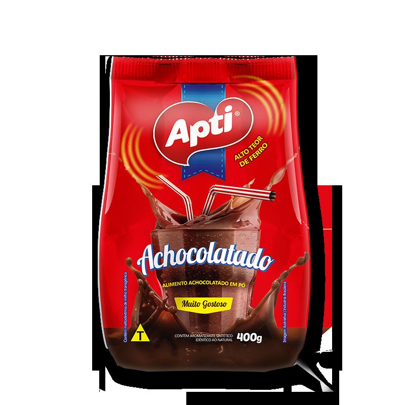Achocolatada en polvo 400gr