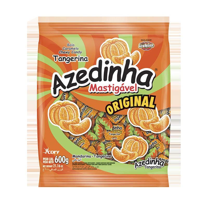 Caramelos Azedinha Tangerina