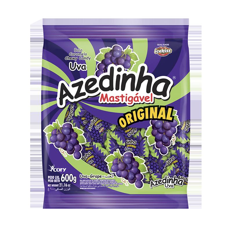 Caramelo Azedinha Uva
