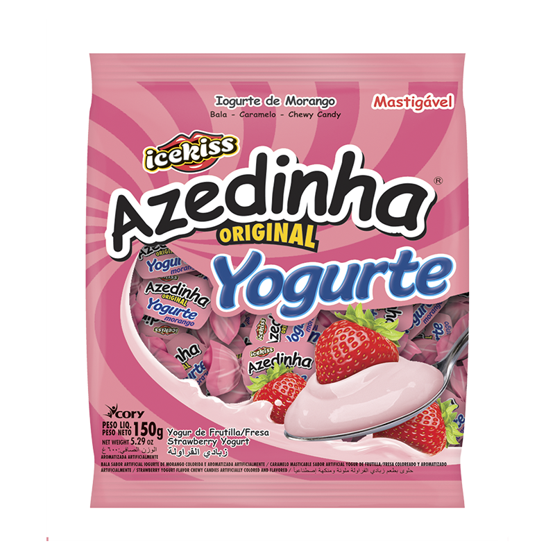 Caramelo Azedinha 150g