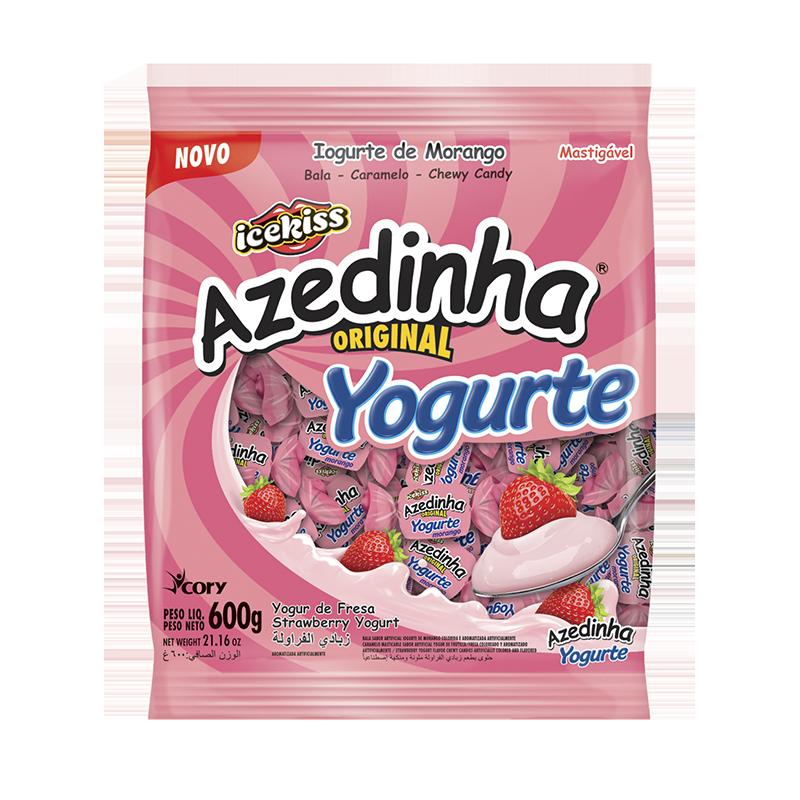 Caramelos Azedinha 600g