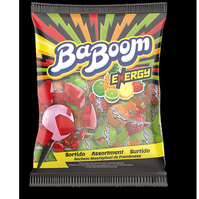Chupetines Baboom Energy - 600gr