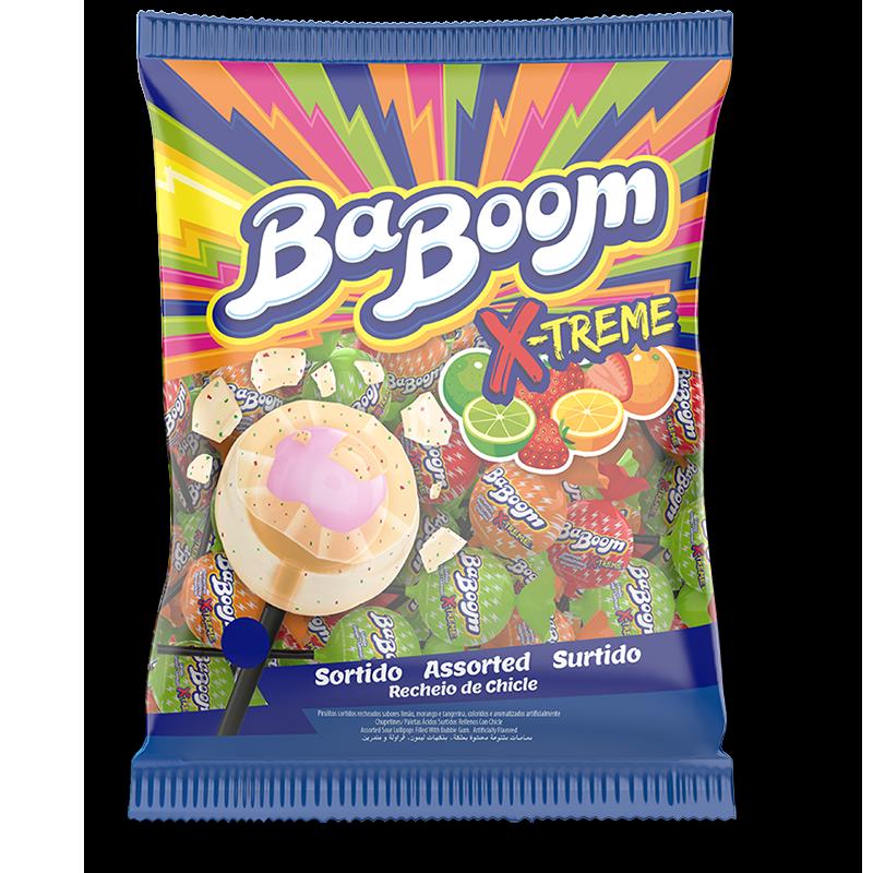 Chupetines Baboom X-Treme - 600gr