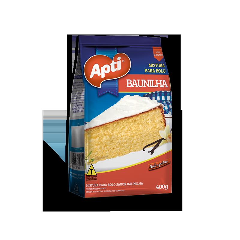 Premezcla torta de Vainilla 400gr