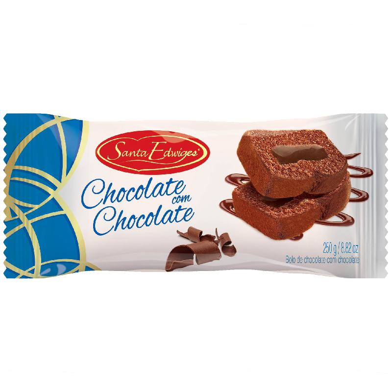 Budín de chocolate trufado 250 gr