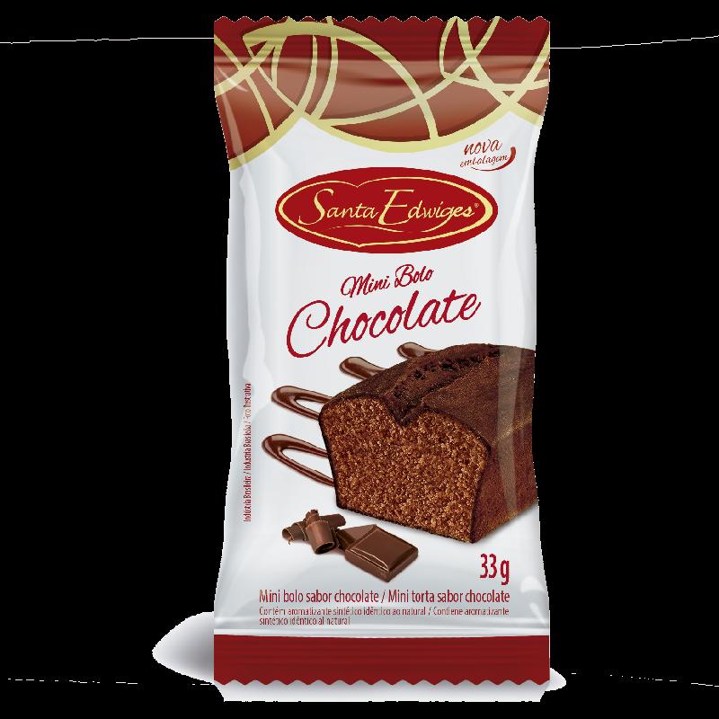 Mini Budín de Chocolate 33 g