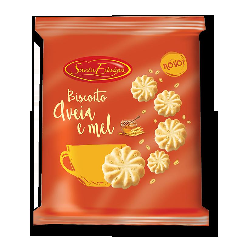 Galleta de manteca sabor Avena y Miel 100g