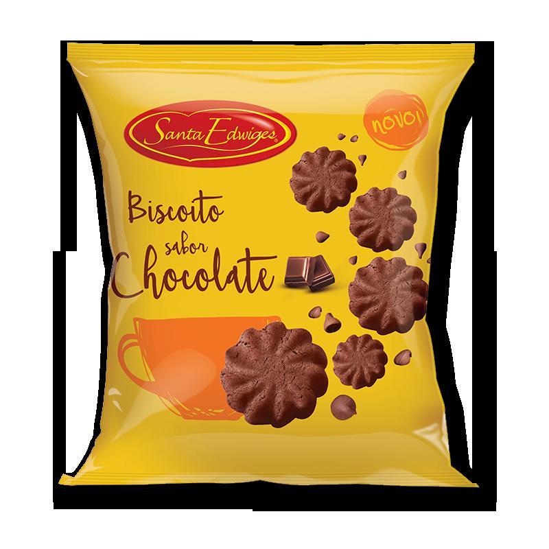 Galleta de manteca sabor Chocolate 100g