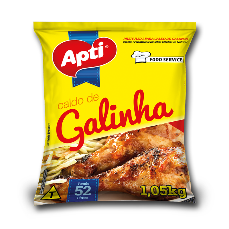 Caldo de Pollo 1,05 kg