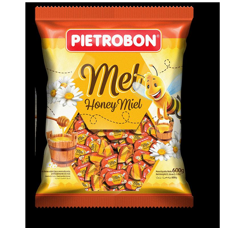 Caramelos duros de miel (600g)