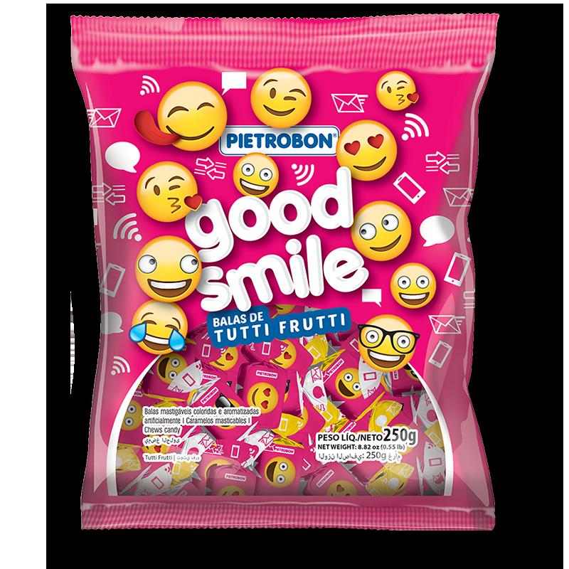 Caramelos masticables Good smile de tutti frutti