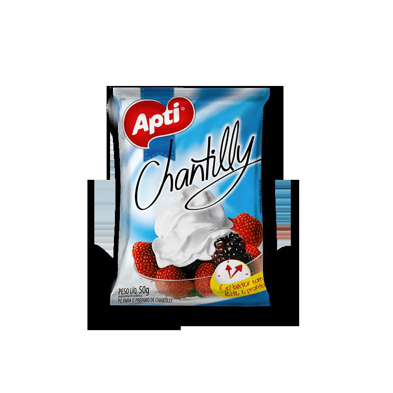 Chantilly 50 gr