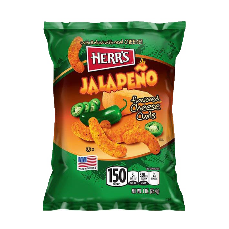 Chips Cheese and Curls 28g