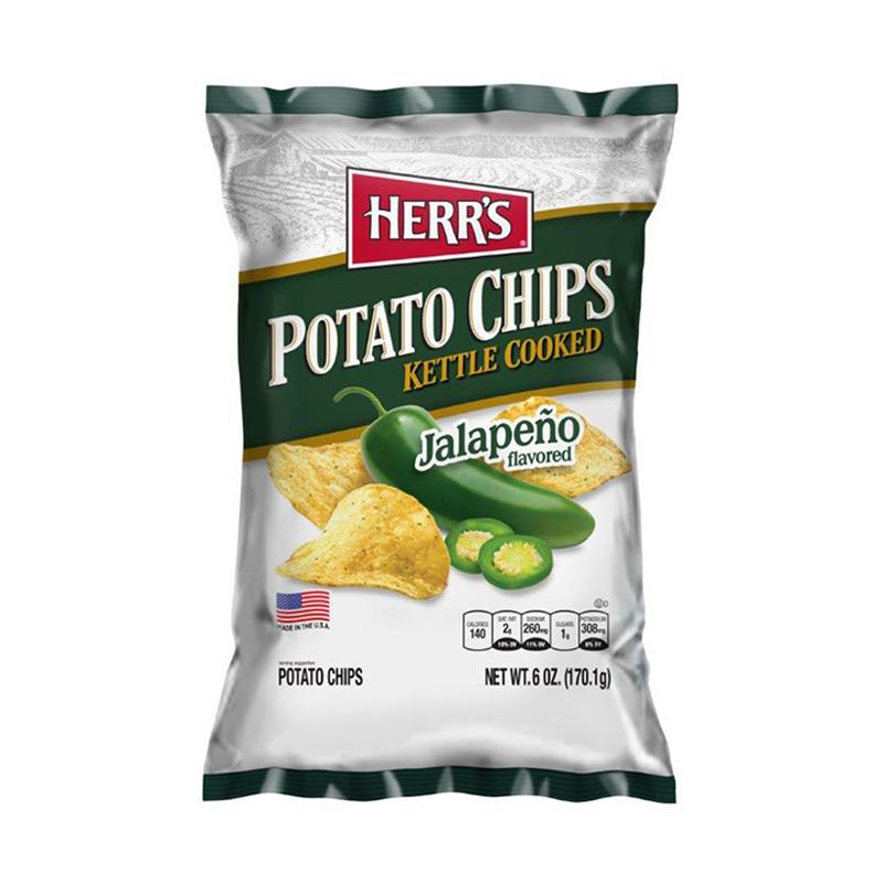 Chips Jalapeño 170g