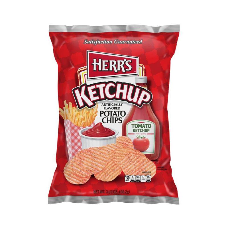 Chips Ketchup 99,2g