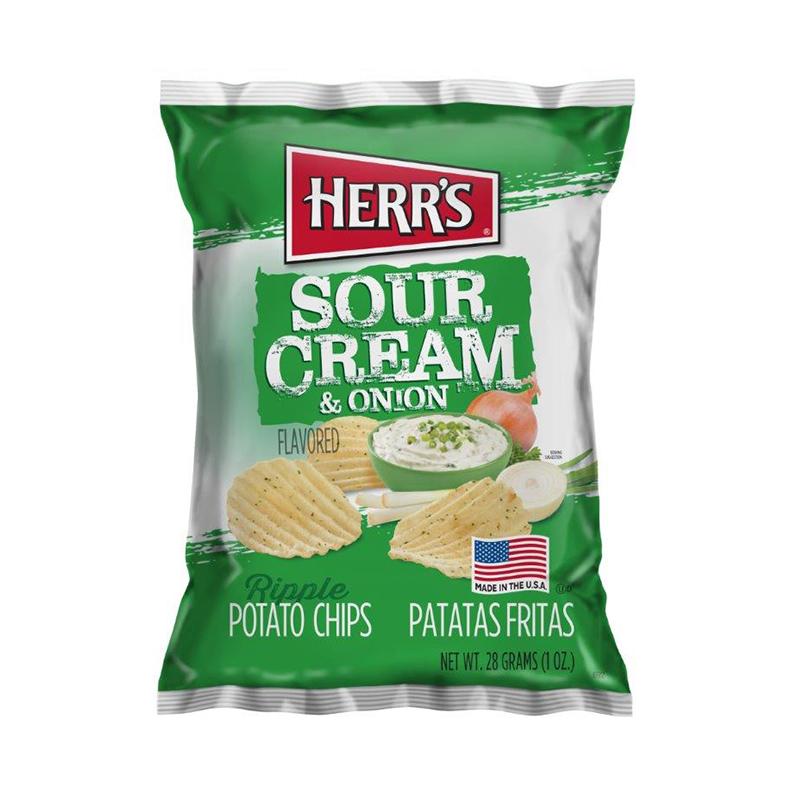 Chips Sour Cream 28g