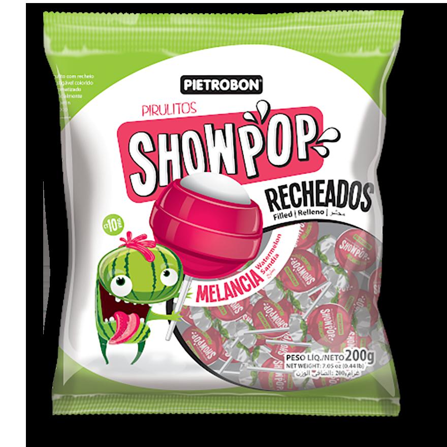 Chupetines Showpop de sandía