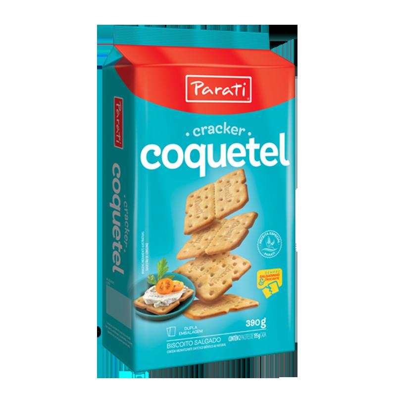 Galletas Cracker Coquetel 390g