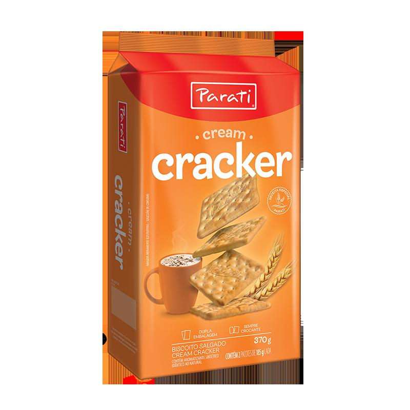 Galletas Cream Cracker 370g