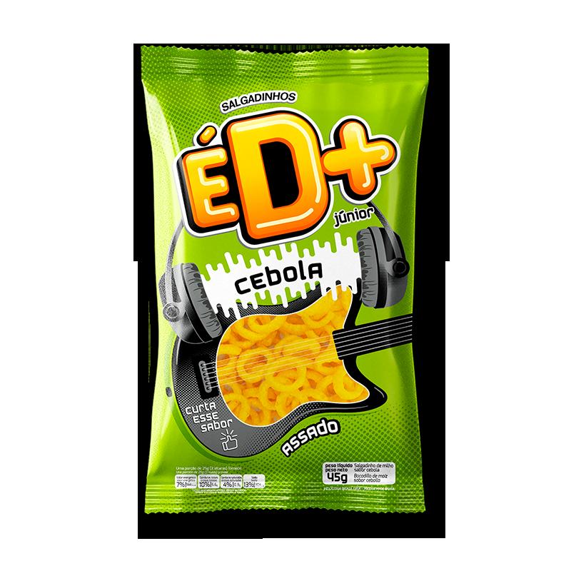 Chips de milho sabor Cebolla 35g