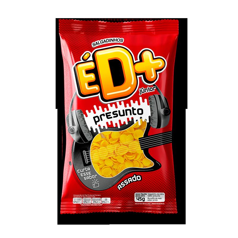 Chips de milho sabor Jamón 35g