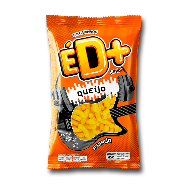 Chips de milho sabor Queso 35g