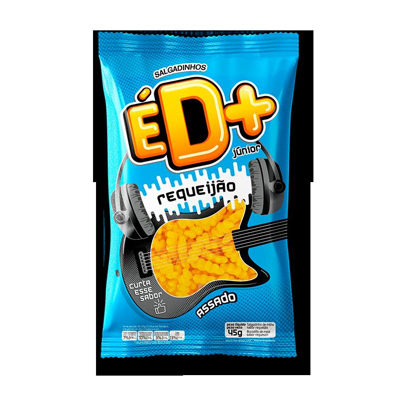 Chips de milho sabor queso crema 35g