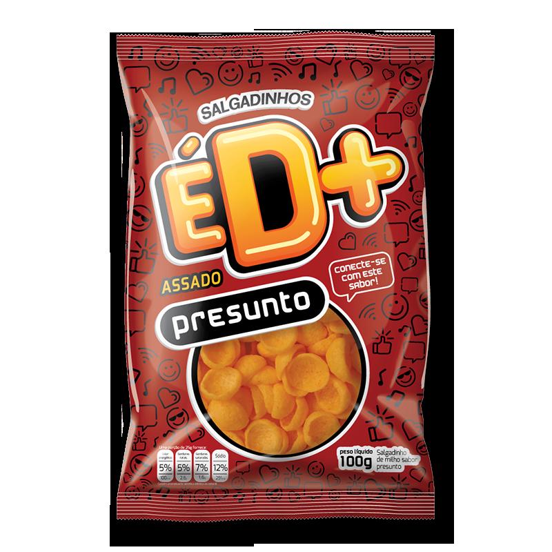 Chips de milho sabor jamón100g