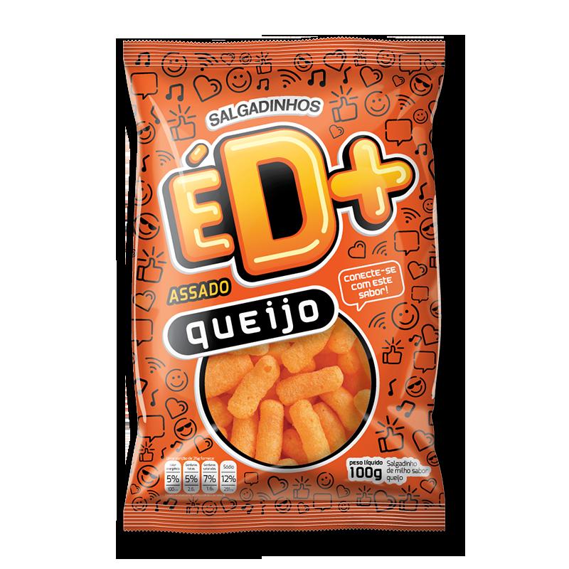 Chips de milho sabor Queso100g