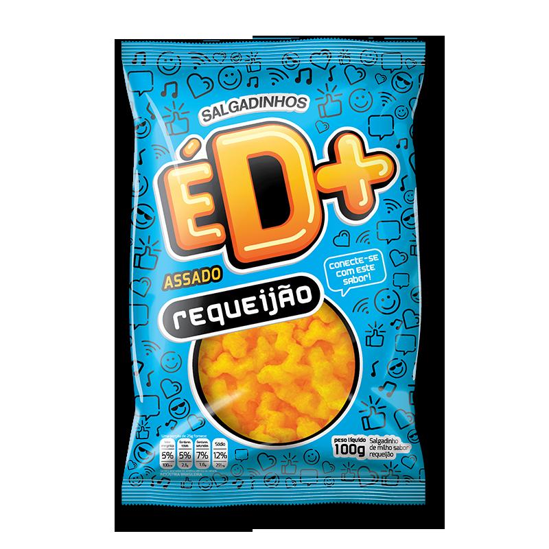 Chips de milho sabor Requesón 100g