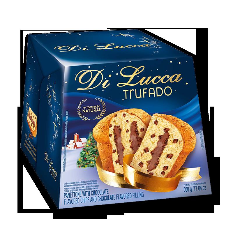 Pan dulce Trufado Di Lucca 500 g