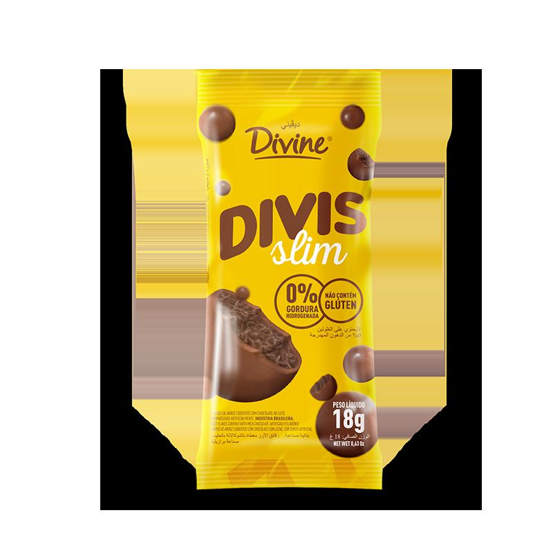 Divis Slim (SIN GLUTEN)(18g)