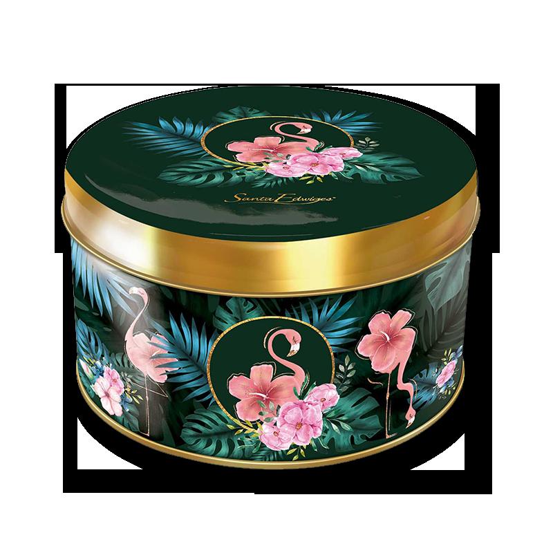 Galleta de manteca lata 300 g - Flamingo