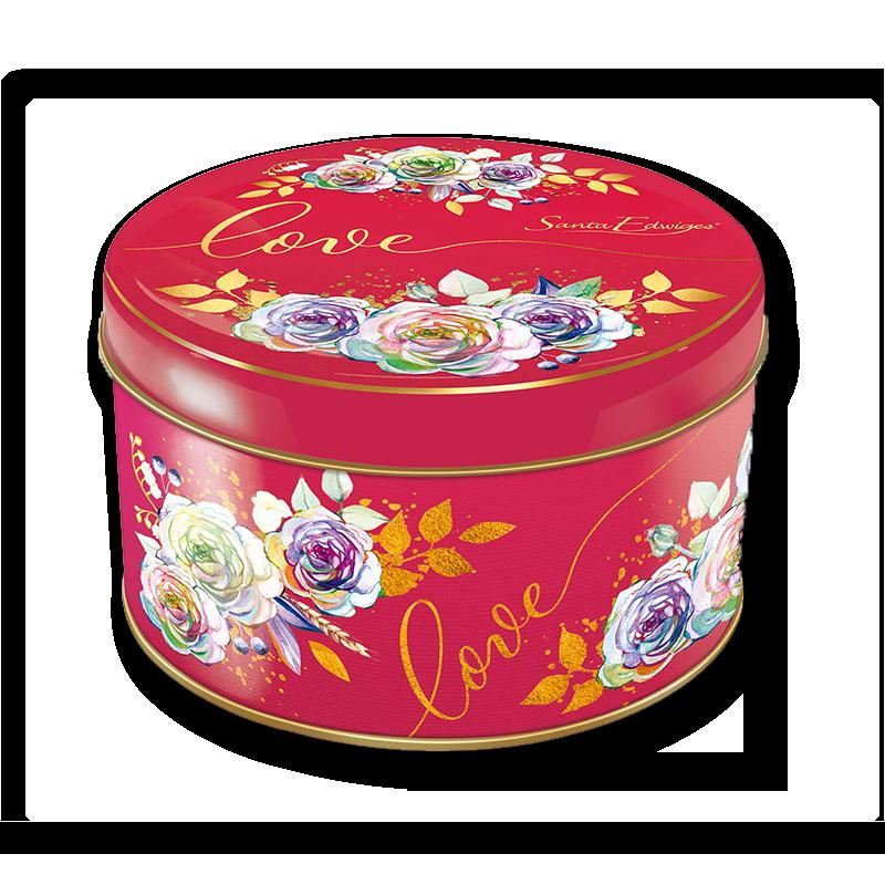 Galleta de manteca lata 150 g - Flores baby