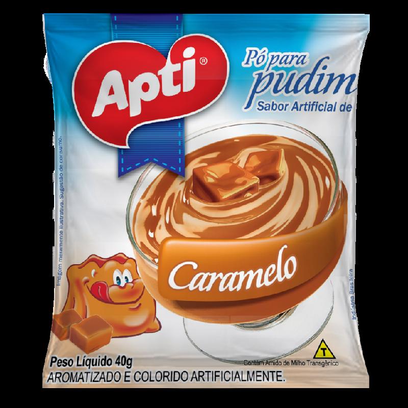 PUDIN APTI CARAMELO 40grs