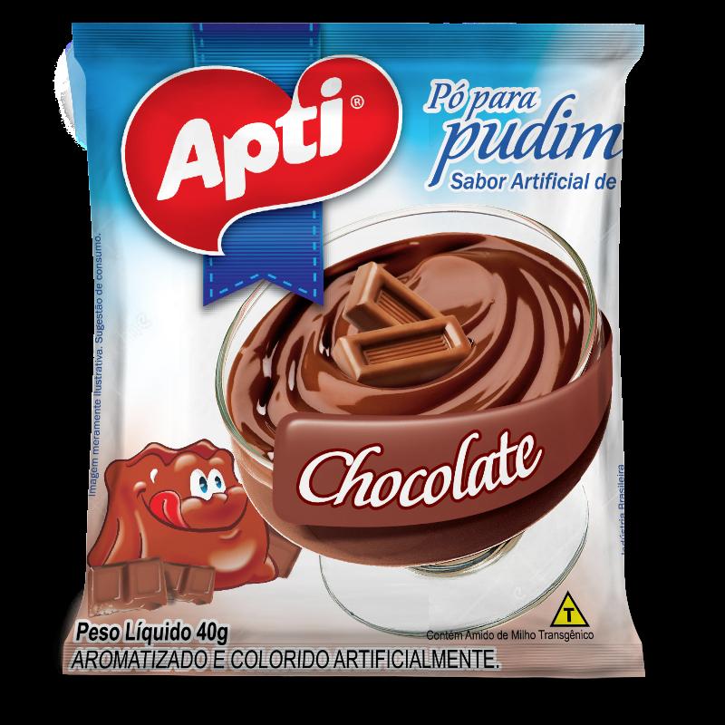 PUDIN APTI CHOCOLATE 40grs