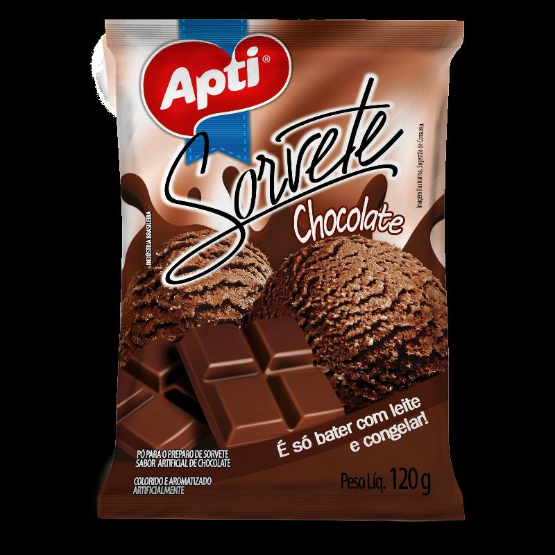 HELADO CHOCOLATE SACHET 120grs