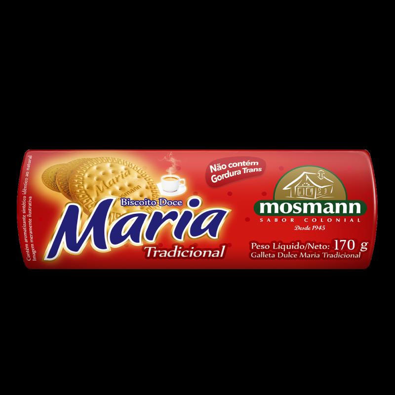 Galleta María 170grs