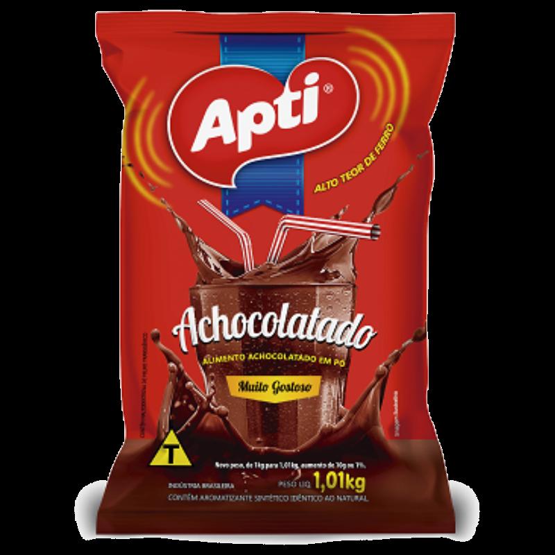 Achocolatada en polvo APTI 1,01Kg