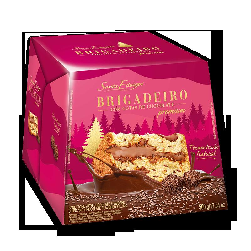 Pan dulce Brigadeiro Premium 500g Santa Edwiges