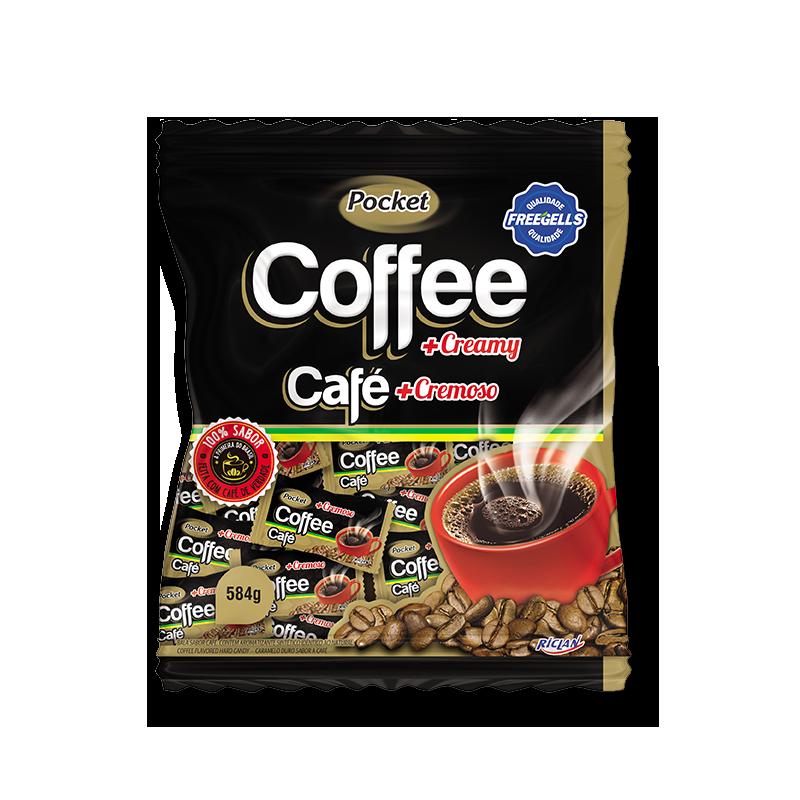 Caramelos de Café 584gr