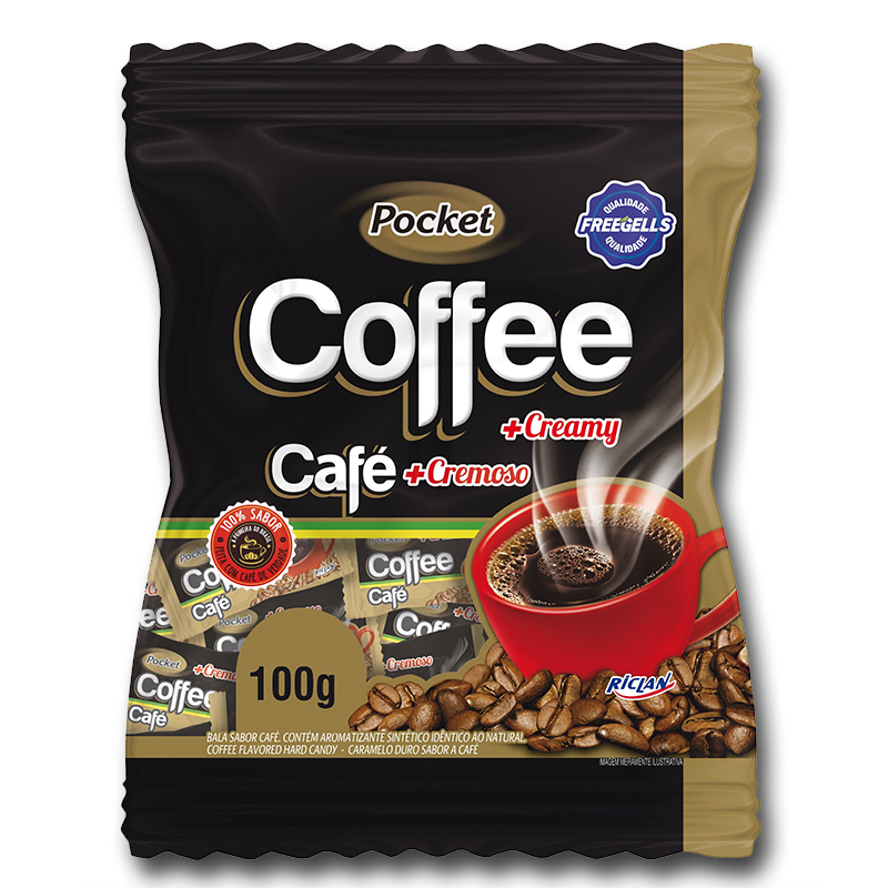 Caramelos de Café 100 gr