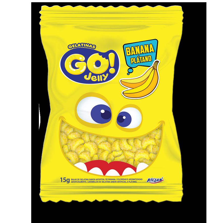 Gomitas Go! - Bananas (15g)