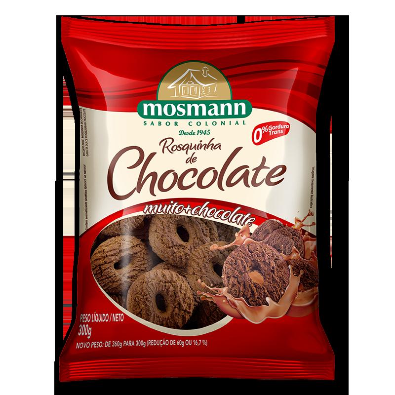 Rosquinha Chocolate 300g
