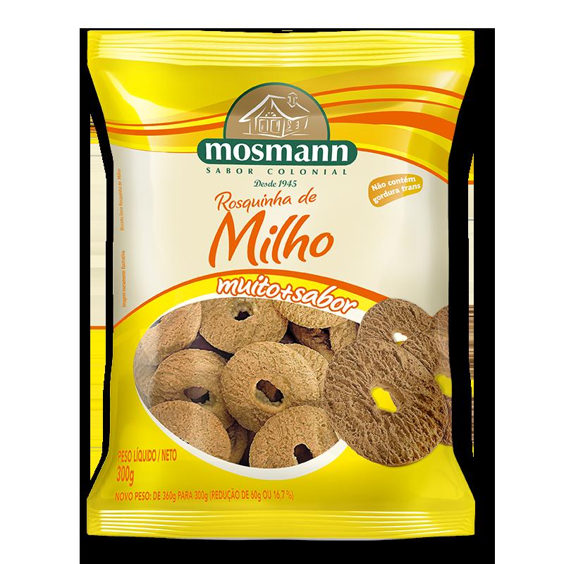 Rosquinha de Milho 300g
