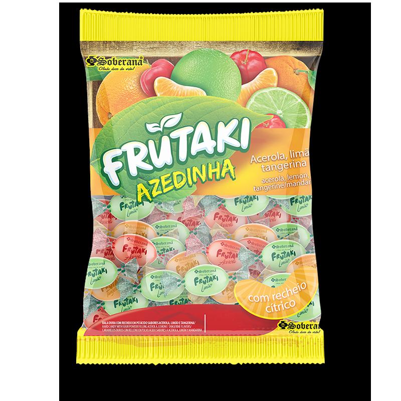 Caramelos Frutaki Azedinha rellenos