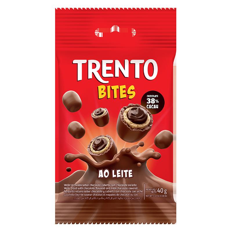Trento Bite de Chocolate con leche