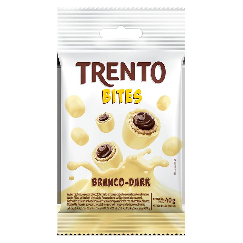 Trento Bite Branco-dark 40grs